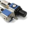 """Ρυθμιστής Πίεσης Με Υδατοπαγίδα & Ελαιωτήρα 1/2"""""""