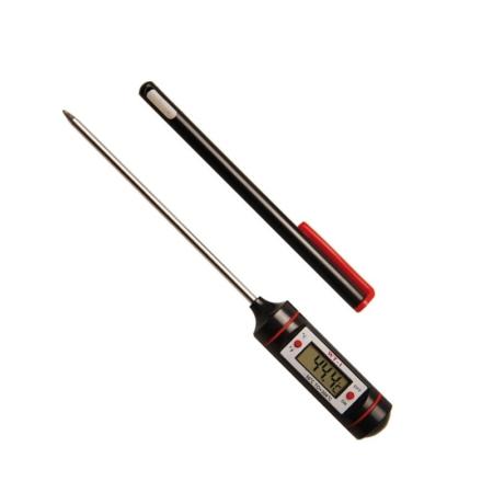 Ψηφιακό Θερμόμετρο Με Αισθητήρα Από Ανοξείδωτο Ατσάλι